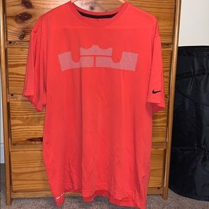 Nike Lebron James shirt
